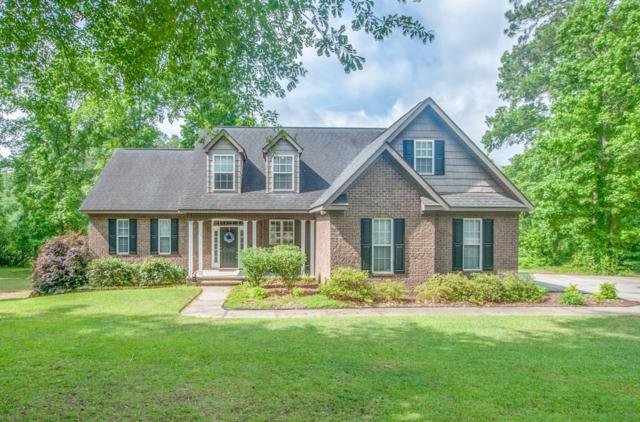 208 Summercreek Drive, GRANITEVILLE, SC 29829 (MLS #105219) :: Shannon Rollings Real Estate