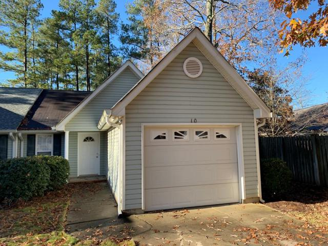 10 Panorama Place, AIKEN, SC 29803 (MLS #105302) :: Greg Oldham Homes