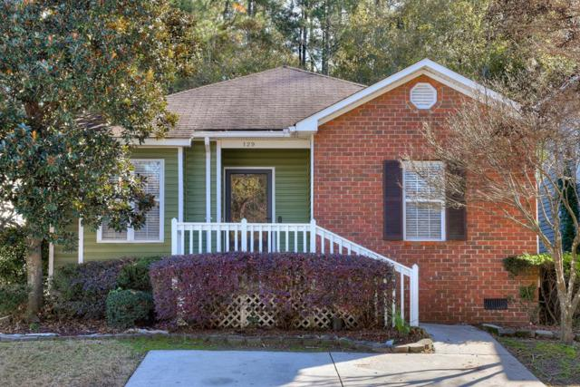 129 Hammond Place Circle, NORTH AUGUSTA, SC 29841 (MLS #105345) :: Venus Morris Griffin | Meybohm Real Estate