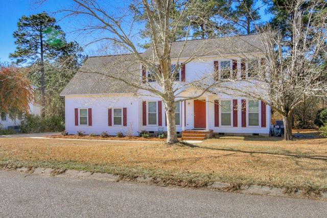 2347 Casaba Dr, AIKEN, SC 29803 (MLS #105561) :: Venus Morris Griffin | Meybohm Real Estate