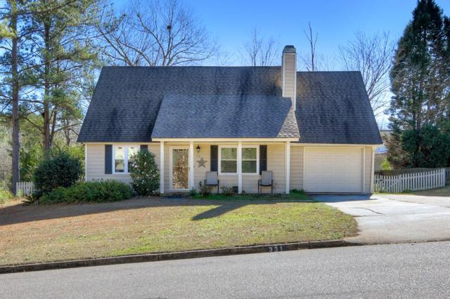 331 Greenwich Dr, AIKEN, SC 29803 (MLS #105593) :: Venus Morris Griffin | Meybohm Real Estate