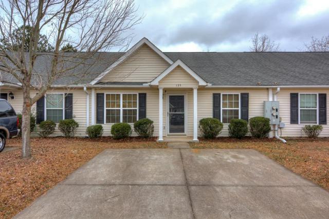 135 Photinia Drive, AIKEN, SC 29803 (MLS #105595) :: Venus Morris Griffin | Meybohm Real Estate