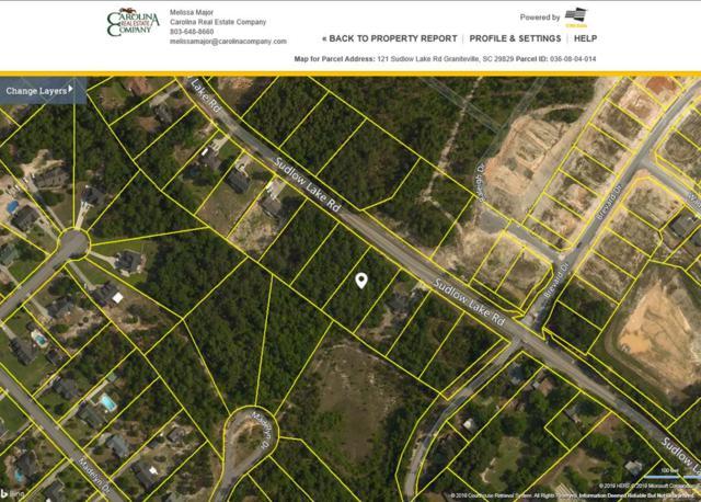 121 Sudlow Lake Road, GRANITEVILLE, SC 29829 (MLS #105631) :: Shannon Rollings Real Estate
