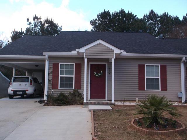 104 Double Tree Dr, AIKEN, SC 29803 (MLS #105632) :: Venus Morris Griffin   Meybohm Real Estate