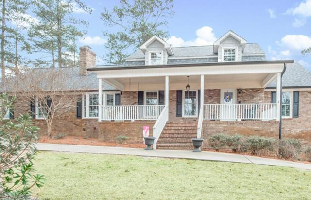 1448 Hammond Pond Road, NORTH AUGUSTA, SC 29841 (MLS #106161) :: Shannon Rollings Real Estate