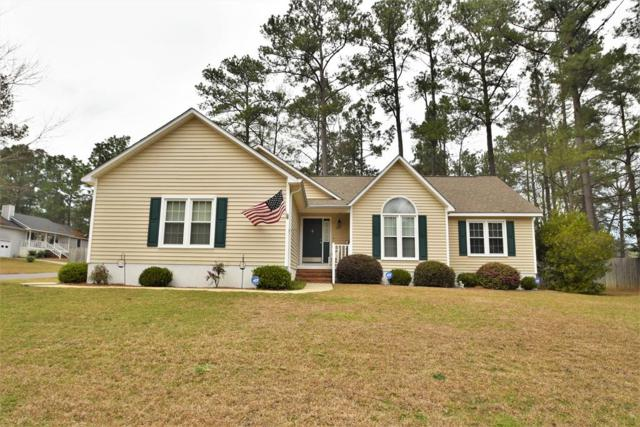 609 Greenwich Drive, AIKEN, SC 29803 (MLS #106367) :: RE/MAX River Realty