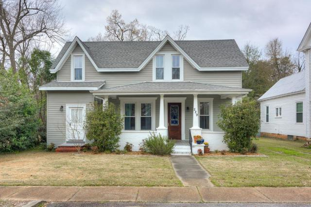 229 York St Ne, AIKEN, SC 29801 (MLS #106378) :: Shannon Rollings Real Estate