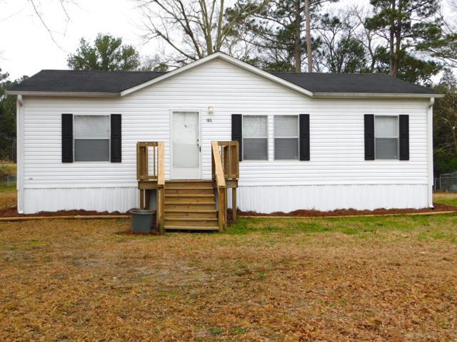 186 Dunbar St, WARRENVILLE, SC 29851 (MLS #106472) :: Shannon Rollings Real Estate
