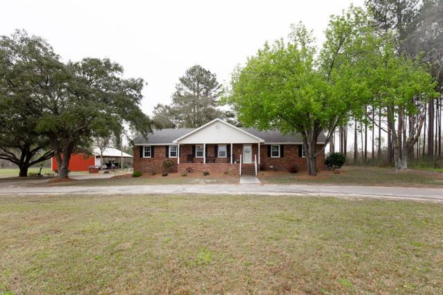 1650 Barnwell Hwy, DENMARK, SC 29042 (MLS #106475) :: Shannon Rollings Real Estate