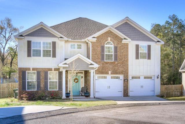 221 Dominion Drive, AIKEN, SC 29803 (MLS #106781) :: Fabulous Aiken Homes & Lake Murray Premier Properties
