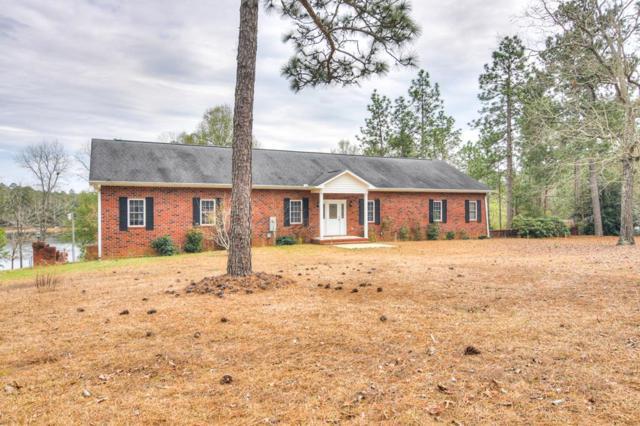 853 Edisto Lake Road, WAGENER, SC 29164 (MLS #106842) :: Meybohm Real Estate