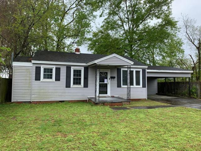 614 W. Beuna Vista Avenue, NORTH AUGUSTA, SC 29841 (MLS #106943) :: Shannon Rollings Real Estate