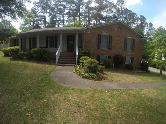 2111 Huron Drive, AIKEN, SC 29803 (MLS #107217) :: Venus Morris Griffin | Meybohm Real Estate