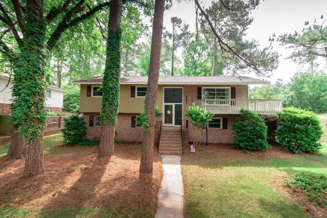 2001 Curtis Dr, NORTH AUGUSTA, SC 29841 (MLS #107245) :: Venus Morris Griffin   Meybohm Real Estate