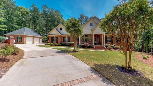 25 Ballantine Court, NORTH AUGUSTA, SC 29860 (MLS #107401) :: Shannon Rollings Real Estate