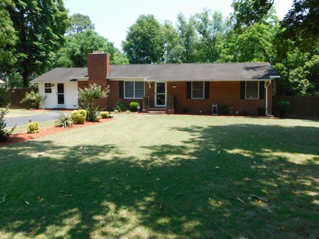 625 Chime Bell Church Rd, AIKEN, SC 29803 (MLS #107436) :: Shannon Rollings Real Estate
