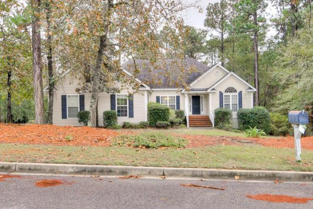 311 Old Thicket Place, AIKEN, SC 29803 (MLS #107684) :: Shannon Rollings Real Estate