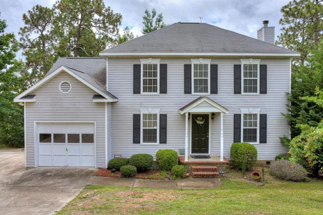 615 Ridgefield Drive, NORTH AUGUSTA, SC 29841 (MLS #107801) :: Fabulous Aiken Homes & Lake Murray Premier Properties