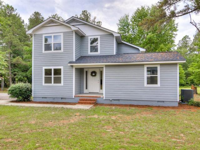919 Ridge Rd., NORTH AUGUSTA, SC 29860 (MLS #107827) :: Shannon Rollings Real Estate