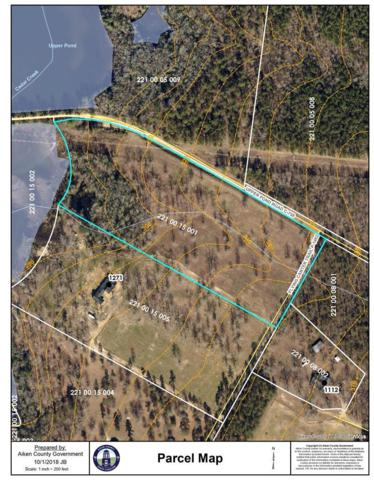 Tract L Upper Pond Road, WAGENER, SC 29164 (MLS #107988) :: RE/MAX River Realty