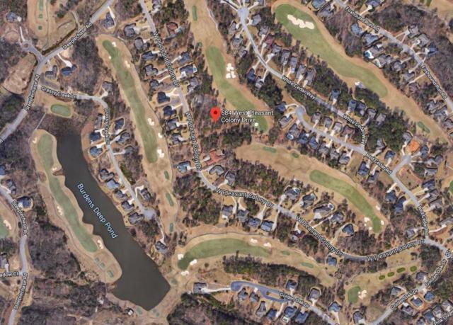684 W Pleasant Colony Drive, AIKEN, SC 29803 (MLS #108005) :: Venus Morris Griffin | Meybohm Real Estate