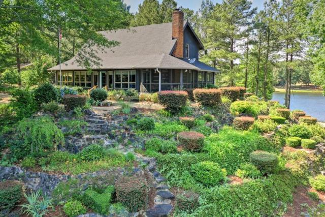 80 Lake Seivern, BATESBURG, SC 29006 (MLS #108088) :: Shannon Rollings Real Estate