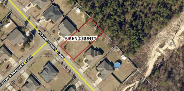 1039 Archard Street, GRANITEVILLE, SC 29841 (MLS #108098) :: Shannon Rollings Real Estate