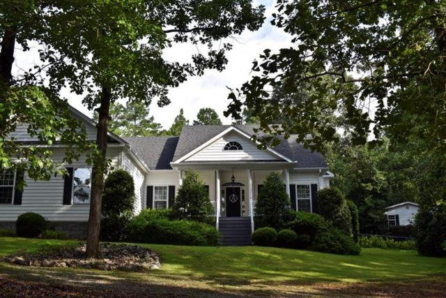 767 Wrights Mill Road, AIKEN, SC 29801 (MLS #108106) :: Shannon Rollings Real Estate