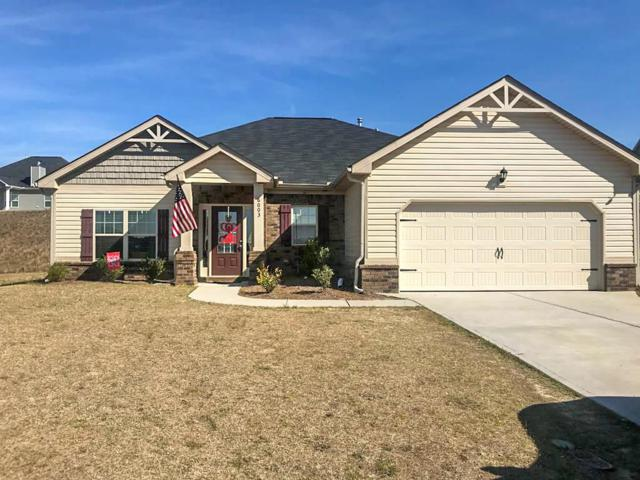 6003 Mahogany Terrace, GRANITEVILLE, SC 29829 (MLS #108136) :: Shannon Rollings Real Estate