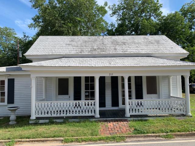 215 Simpkins Street, EDGEFIELD, SC 29824 (MLS #108193) :: Fabulous Aiken Homes & Lake Murray Premier Properties