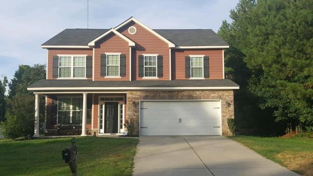 374 Foxchase Circle, NORTH AUGUSTA, SC 29860 (MLS #108205) :: Venus Morris Griffin | Meybohm Real Estate
