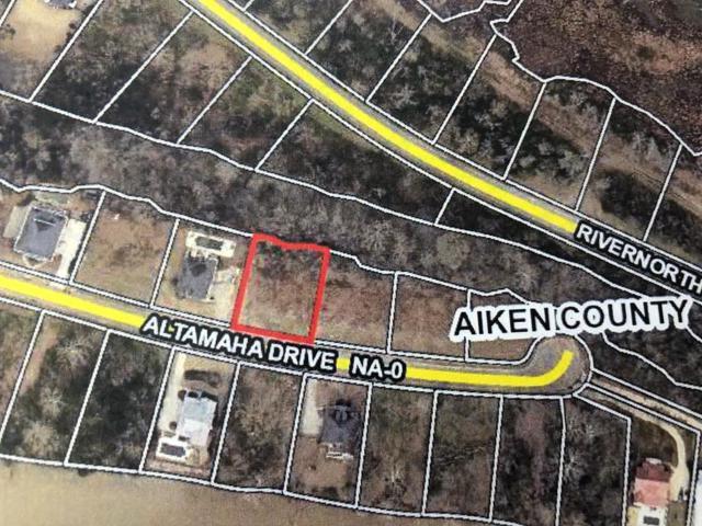 213 Altamaha Drive, NORTH AUGUSTA, SC 29841 (MLS #108234) :: RE/MAX River Realty