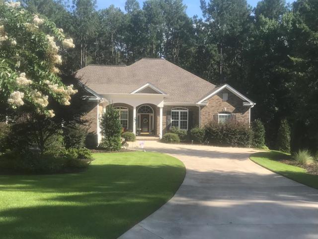 7210 Castlesteads Drive, AIKEN, SC 29803 (MLS #108306) :: Fabulous Aiken Homes & Lake Murray Premier Properties