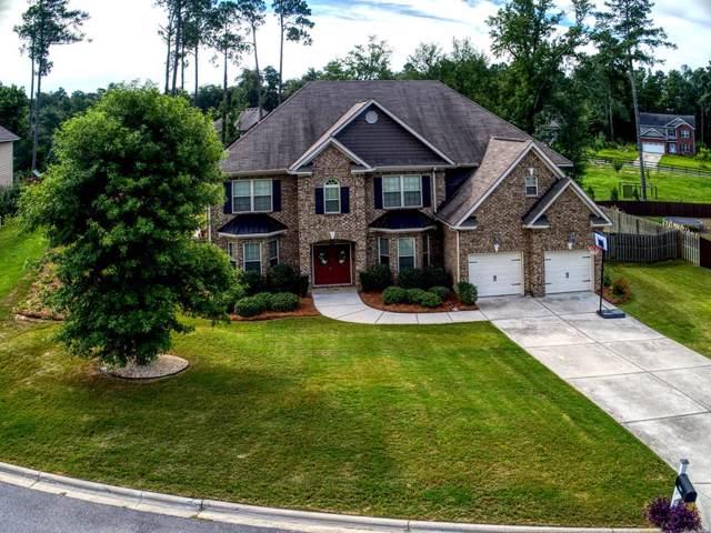 1208 Moultrie Drive, AIKEN, SC 29803 (MLS #108905) :: Venus Morris Griffin | Meybohm Real Estate