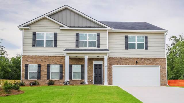 6041 Vermillion Loop, GRANITEVILLE, SC 29829 (MLS #108909) :: Meybohm Real Estate