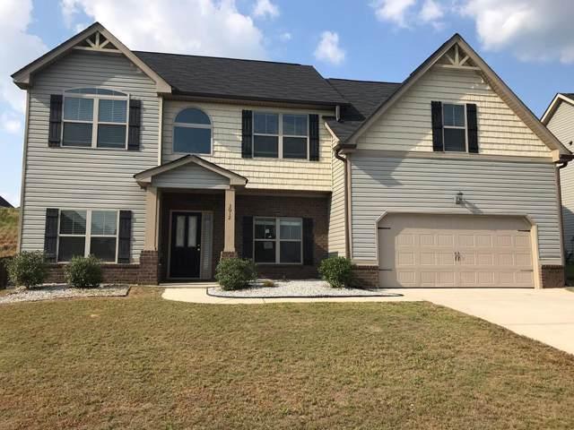3012 Walking View Court, GRANITEVILLE, SC 29829 (MLS #108969) :: Shannon Rollings Real Estate