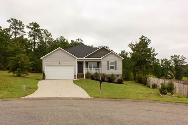 16 Juno Way, NORTH AUGUSTA, SC 29860 (MLS #108976) :: Shannon Rollings Real Estate