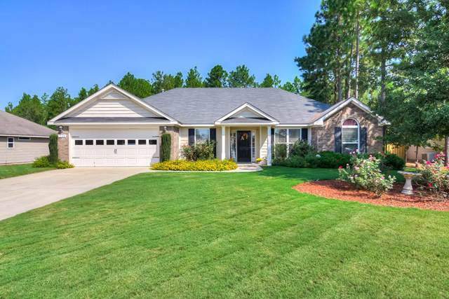 1136 Ackerman, GRANITEVILLE, SC 29829 (MLS #108985) :: Venus Morris Griffin | Meybohm Real Estate