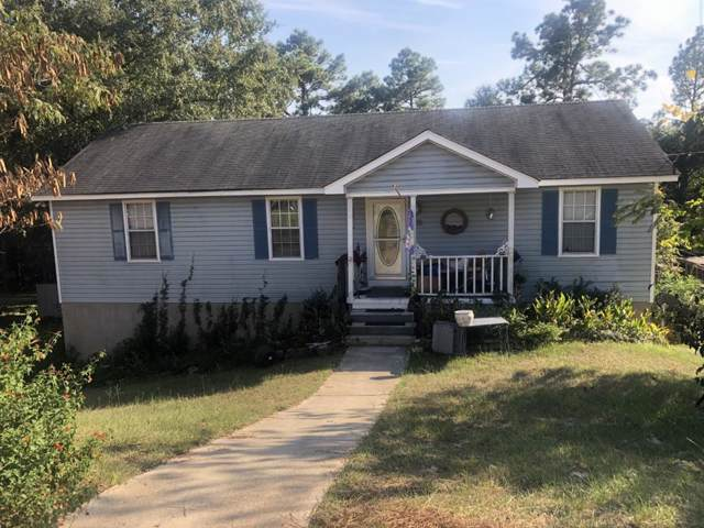 616 Kershaw Drive, BELVEDERE, SC 29841 (MLS #109086) :: RE/MAX River Realty