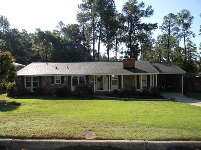 811 Merriweather Drive, NORTH AUGUSTA, SC 29841 (MLS #109299) :: Fabulous Aiken Homes & Lake Murray Premier Properties