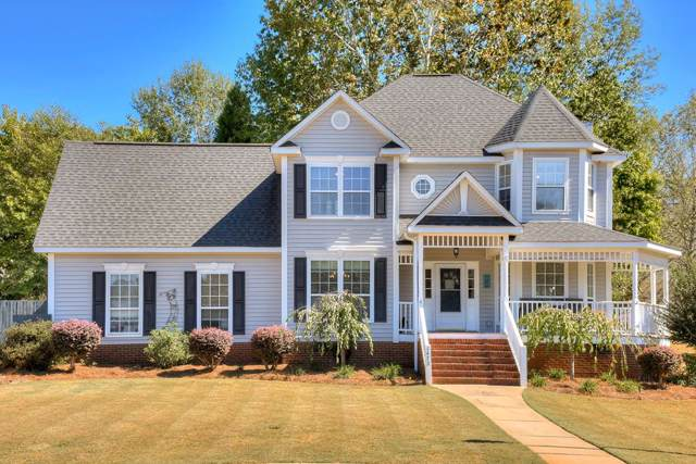 1473 Willow Woods Drive, AIKEN, SC 29803 (MLS #109304) :: Shannon Rollings Real Estate