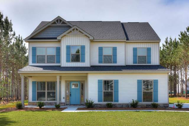 1007 Apple Lane, EDGEFIELD, SC 29824 (MLS #109305) :: Venus Morris Griffin | Meybohm Real Estate
