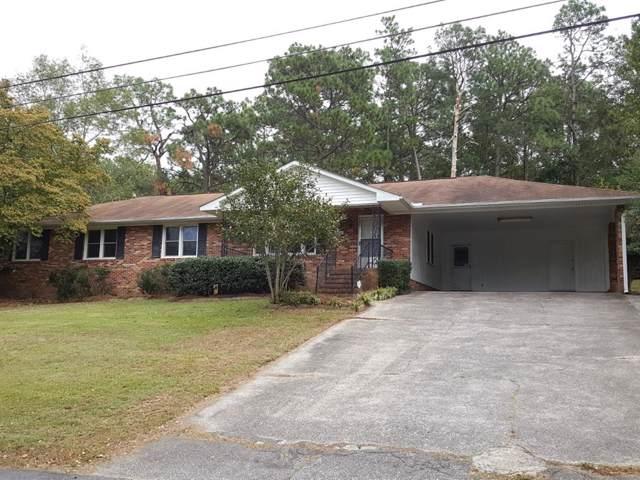 168 School Street, GLOVERVILLE, SC 29828 (MLS #109308) :: Shannon Rollings Real Estate