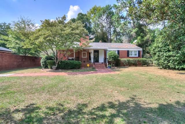 905 Oak, AIKEN, SC 29801 (MLS #109309) :: Shannon Rollings Real Estate