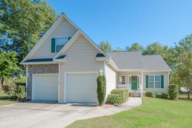 215 Maple Leaf Court, WARRENVILLE, SC 29851 (MLS #109320) :: Venus Morris Griffin | Meybohm Real Estate