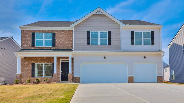 3117 White Gate Loop, AIKEN, SC 29081 (MLS #109333) :: Venus Morris Griffin | Meybohm Real Estate