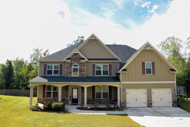 115 Bird in Hand Place, AIKEN, SC 29803 (MLS #109355) :: Fabulous Aiken Homes & Lake Murray Premier Properties