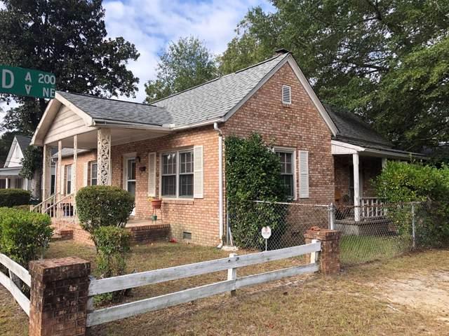 251 Fairfield Street Ne, AIKEN, SC 29801 (MLS #109369) :: Fabulous Aiken Homes & Lake Murray Premier Properties