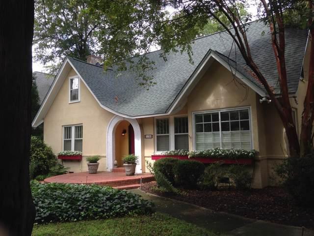 1136 South Boundary Avenue Se, AIKEN, SC 29801 (MLS #109389) :: Fabulous Aiken Homes & Lake Murray Premier Properties