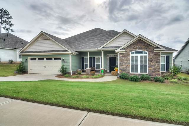 334 Bridle Path Road, NORTH AUGUSTA, SC 29860 (MLS #109595) :: RE/MAX River Realty